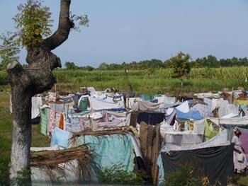 Peter Hesse Stiftung in Haiti 2010