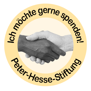 Peter-Hesse-Stiftung Spenden-Button